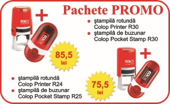 stampile promo colop duodeal