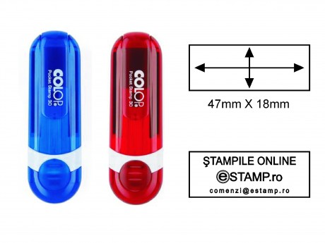 Colop Pocket Stamp 30 estamp