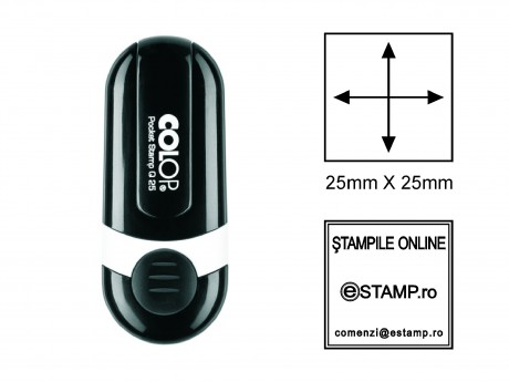Colop Pocket Stamp Q25 estamp