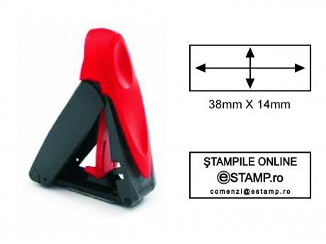 Trodat 9411 estamp