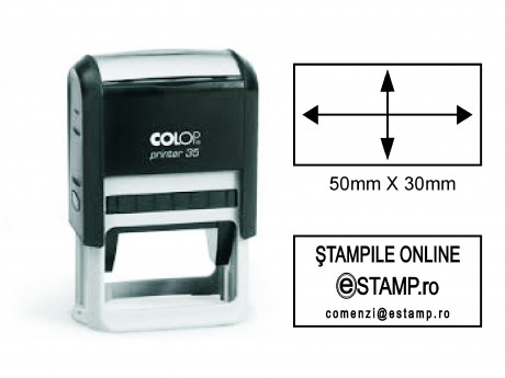stampila Colop P35 estamp