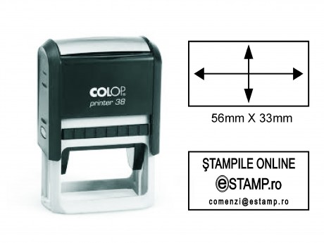 stampila Colop P38 estamp