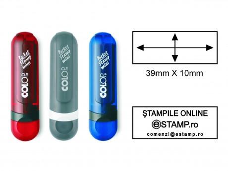 Colop Pocket Stamp Mini estamp