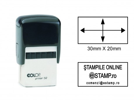 stampila Colop P52 estamp