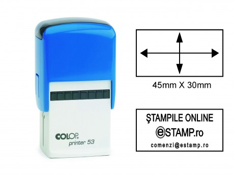 stampila Colop P53 estamp