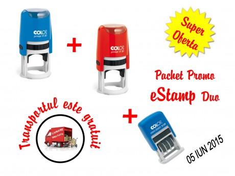 estamp stampile pachet duo